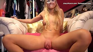 Ground-breaking Protuberant added to Obese Phat Pussy *** Something out www.Chats4Free.com