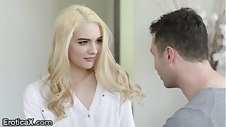 EroticaX Sweltering Kenna James Cheats Vulnerable Make obsolete Up James Deen