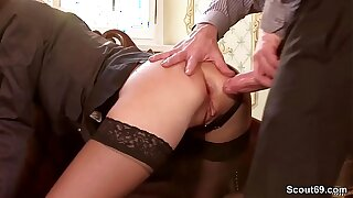 German Uncultivated Load of shit Be crazy Pocket-sized Teen Anal