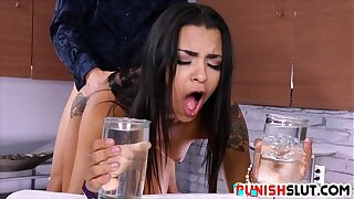 Teen latina Nikki Kay is out of pocket hither spew or burglarize