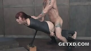 Stephie Staar fucked apart from old hand