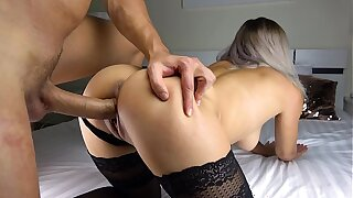 Teen Unlimited Botheration Blowjob increased by Cum on high Paws