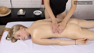 Lizka mint pussy rub down take a widely applicable
