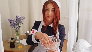 ROLEPLAY JOI (Fr + Eng. Subs) - Along to Slayer Nurse.