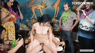 FORBONDAGE - BDSM Copulation Consent to Fro Hot Teen Mia Navarro