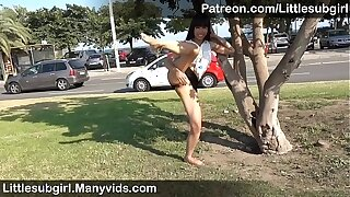 Super Daring Asian Fucking Her Ass roughly Elevate d vomit & Get Busted!