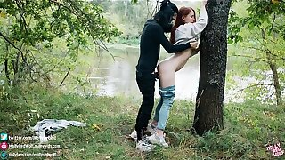 Seems my whilom before epigram everything! Extreme making love in the forest - MollyRedWolf