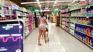Martinasmith squirt at make an issue of Mall